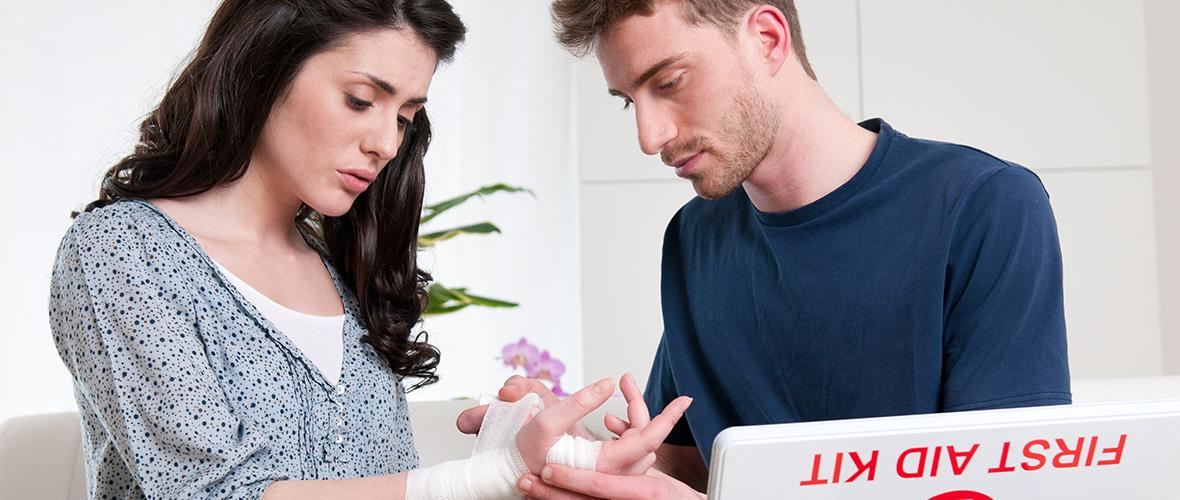 Emergency & Standard first aid training Ottawa